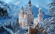 Los 7 Castillos Más Hermosos del Mundo