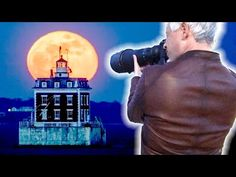 How to Photograph the Moon in Landscapes Free Photography, Night Photography, Photography Tutorials, Landscape Photography, Photographing The Moon, Photoshop Training, Religious Education, Camera Settings, Religion