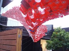plastic beer cup installation