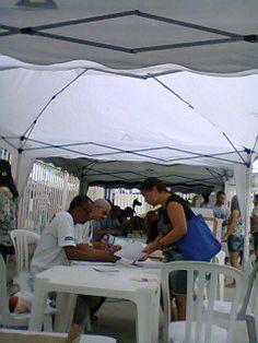 Evento realizado na úlltima segunda feira na arena cultural Jovelina Pérola Negra no Bairro da Pavuna, onde foi tirado documentos e geração de empregos para mais de 3 mil vagas.