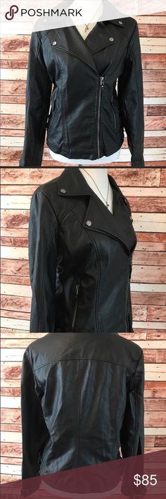 Max Studio Moto Jacket Adorable Max Studio Moto Jacket - NWT - Perfect Condition Max Studio Jackets & Coats