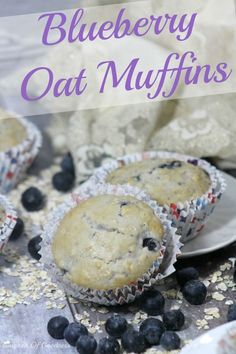 Muffin recipes are a
