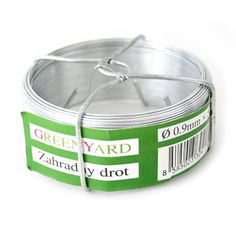 Drôty 30th, Wire, Gardening, Green, Lawn And Garden, Horticulture, Cable