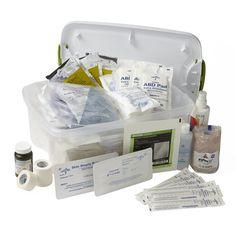 Medline DYKTRUNK1 Nurse Trunk Kit Foley Catheter, Home Health Nurse, Hospice Nurse, Nurse Bag, Wound Dressing, Wound Care, Health Department, Medical Equipment