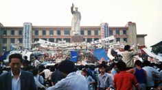 The world media captured the 1989 protests and crackdown in Beijing's Tiananmen Square. But across China, similar protests were taking place...