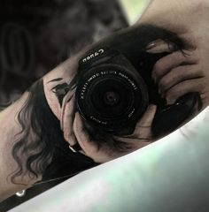 Photographer Tattoo