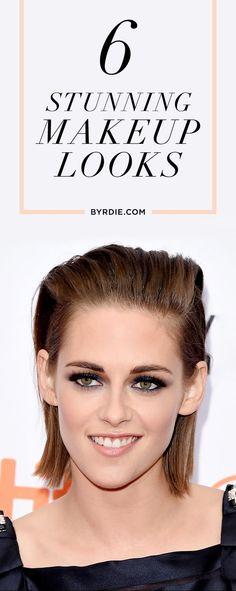 6 jaw-dropping celeb beauty looks:
