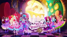 Way Too Wonderland (TV special) - Ever After High Wiki