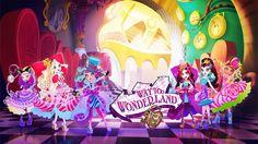Way Too Wonderland (TV special) - Ever After High Wiki