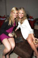 Ali Larter and Amy Smart at an event for Resident Evil: Extinction (2007)