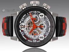 B.R.M 'V14-44 Racing' Skeleton Dial - SPECIAL LIMITED EDITION (Only 50 pieces!!!) - COMPLETELY SOLD OUT!!! #watch
