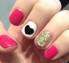 22 Pink Nail Art Ideas | Inspired Snaps
