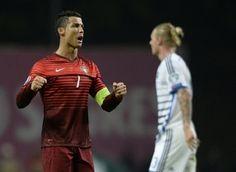 [Thể thao] CR7 được nghỉ ngơi sau khi Bồ Đào Nha giành vé đi EURO