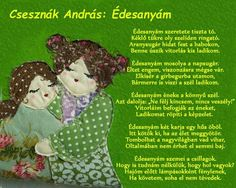 ANYÁKNAPJÁRA Crafts For Kids, Therapy, Creative, Crafts For Children, Kids Arts And Crafts, Kid Crafts, Craft Kids