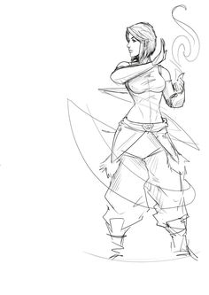 Korra Air Alt by Sketchydeez on DeviantArt