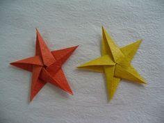 bastelideen-winter-zwei-lustige-sterne-aus-papier-basteln