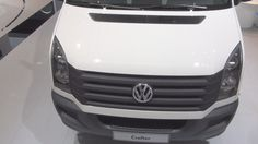 Volkswagen Crafter TDI BlueMotion Panel Van