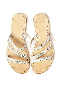 zag sandal - Leather main range : shoes : shop online • m o o c h i