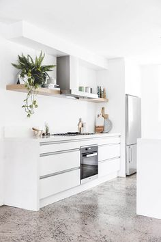 The heart of the home has never worked as hard as it did in Step back in time. to January, as we recap our most popular kitchen and dining zones of Green Kitchen, New Kitchen, Kitchen Dining, Kitchen Decor, Kitchen Ideas, Dining Rooms, French Kitchen, Dining Tables, Beautiful Kitchen Designs