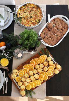 Christmas Brunch Menu Ideas - Over the Big Moon xmas menu ideas nz Christmas Brunch Menu, Christmas Breakfast, Christmas Morning, Winter Holiday, Xmas, Brunch Dishes, Brunch Recipes, Brunch Ideas, Brunch Food