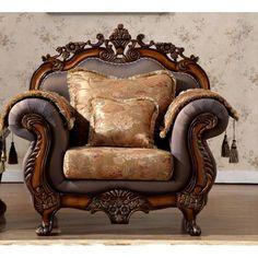 Meridian Furniture USA Seville Armchair