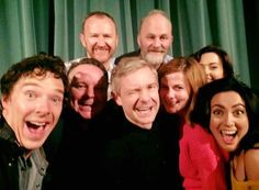 this cast... srsly guys, you're grown adults.