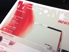 The second issue of our magazine is out! download it at http://issuu.com/meson_s/docs/news2ita