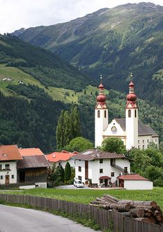Fliess, Tyrol, Austria