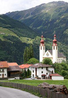 Fliess (Landeck) Tirol AUT