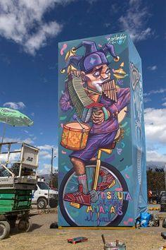 Apitatán, in Quito, Ecuador, 2016
