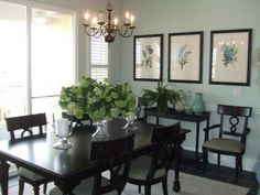 decorating ideas dining room | Dining Room Buffet Decorating Ideas: Look Awesome in Your Dining Area
