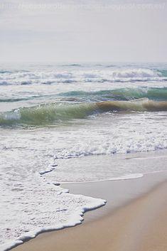 The beach in winter / Cazadora de inspiración © Anna Tykhonova