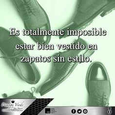 Zapatos con mucho estilo...