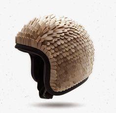 Scales Helmet