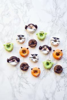 star wars mini doughnuts