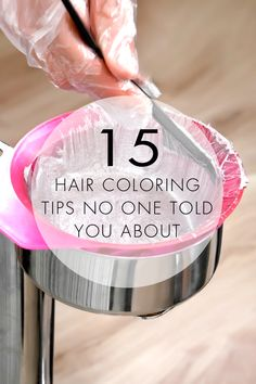 15 Tips for Colored Hair: Best Shampoos, Conditioners, etc: Hairfinity hair growth vitamins reveals 17 hair coloring tips no one told you about. LEARN more at: http://hairfinity.com/blog/tips-for-colored-hair/ #hairgrowthvitamins, #tipsforcolortreatedhair