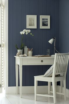 New England Wall Colours | by The Little Greene Paint Company