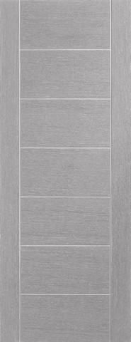 The Internal Pre-Finished Light Grey Palermo Fire Door is a fantastic part of the XL Joinery Doors collection.