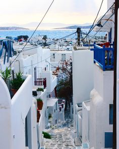 Mykonos, beautiful Greek island! Click photo for travel blog