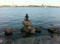 Fotografía: Dina  Sirenita de Copenhague Munich, Elba, The Good Place, Travel, Monuments, Museums, Cruise, Venice, Circuit