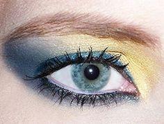 Eye Make Up Tips For Blue Eyes