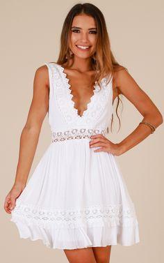 Grad dresses, short graduation dresses, elegant prom dresses, white w Dresses To Wear To A Wedding, Elegant Prom Dresses, Hoco Dresses, Cheap Dresses, Homecoming Dresses, Sexy Dresses, Summer Dresses, Party Dresses, White Casual Dresses