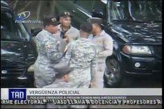 Verguenza Policial En Puerto Plata Policias Se Quedan Con Dinero De Ladron Apresado #Video
