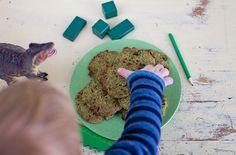 monsterkoekjes :) met verstopte groente! (Paleo)