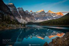 Moraine Sunrise II by Landon-Ketterer via http://ift.tt/2pfjAMI