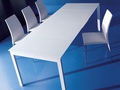 Tavolo allungabile da pranzo KEYO DUAL Collezione Tavoli by Bontempi Casa