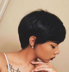 Short haircut, pixie short haircut, FAB haircut