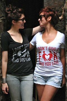 Who You Love is a Responsible Brand Supporting LGBT Charities #lgbt #pride trendhunter.com