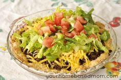 Taco Bake   Yummy!~