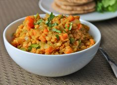 Food From Home: Indian Dahl | Eat, Spin, Run, Repeat